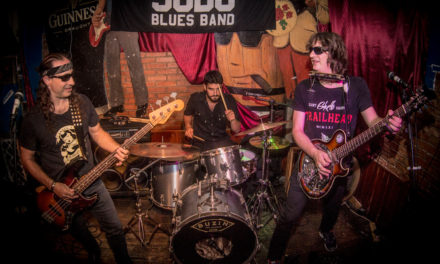 SOBO Blues Band from Jerusalem to Memphis