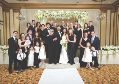 Memphis is home to most of Amanda's family. SHe couldn;t imagine having her wedding in any other location.