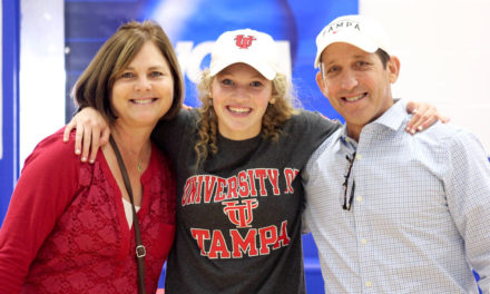 Drive and Confidence Push Kayla Klazmer to Her Best