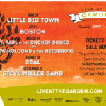 Live At The Garden Summer Concert Series