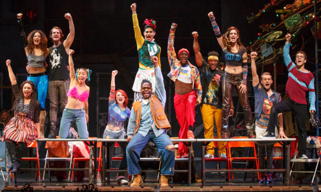 RENT 20th Anniversary Tour Stops at the Orpheum