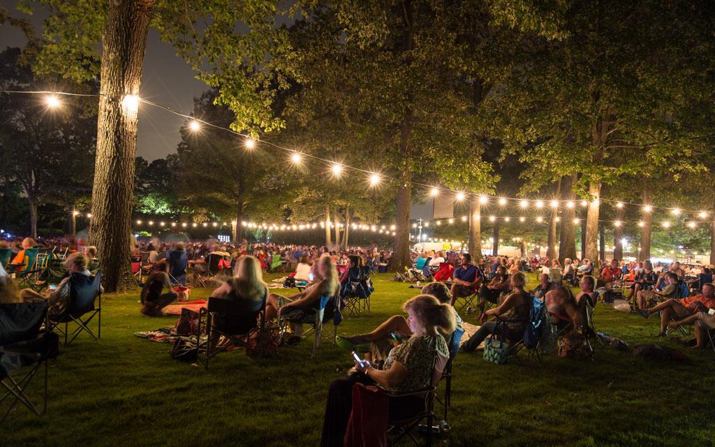 Live At The Garden Summer Concert Series Jewish Scene Magazine