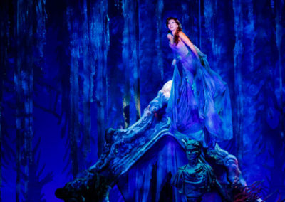 Diana Huey in Disney's THE LITTLE MERMAID