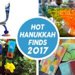Day 1: Hot Hanukkah Finds 2017