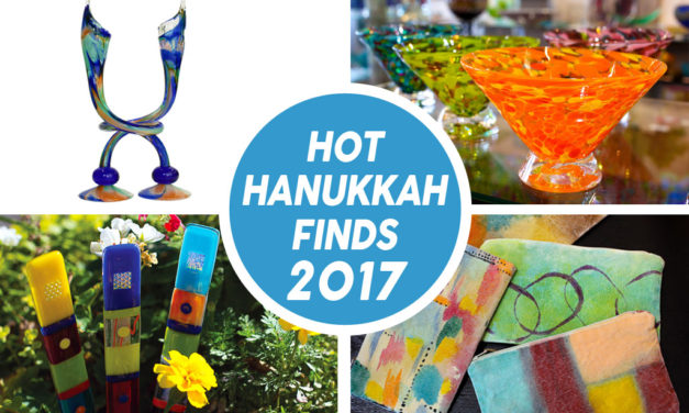 Day 1: Hot Hanukkah Finds 2017