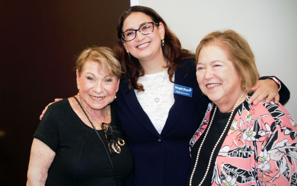 Hadassah Celebrates Dedication of New Office