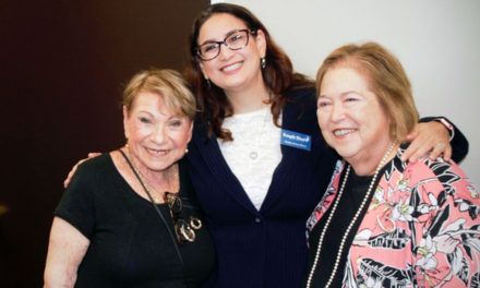 Hadassah Celebrates Dedication of New Office