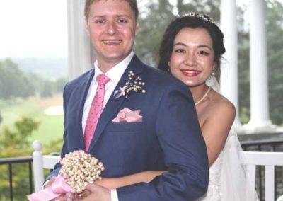 Mr. and Mrs. Corey Cooper