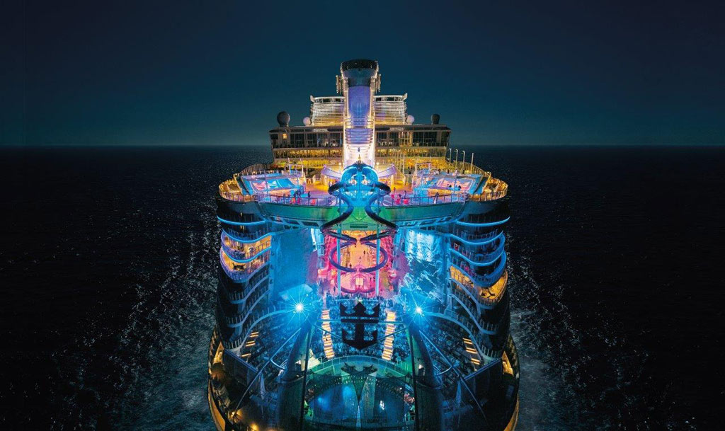 Harmony of the Seas Exceeds Expectations