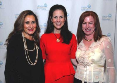 Event Chairs Alla Lubin, Tova Cooper, Shelly Robbins, (not shown, Debbie Lazarov)