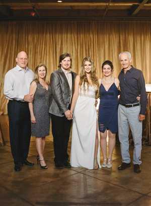 Ken, Jill, Corey, Eleanor, Judy, Benny