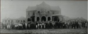 Dedication of MJHR May 23, 1927