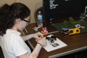 Katz Yeshiva High School Hosts Young Engineers