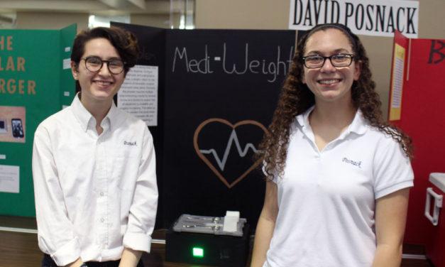Katz Yeshiva High School Hosts Young Engineers Conference