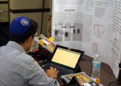 American Hebrew Academy of North Carolina student