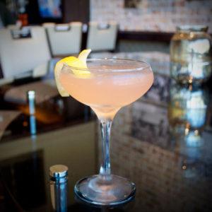 Char Gin Cocktail