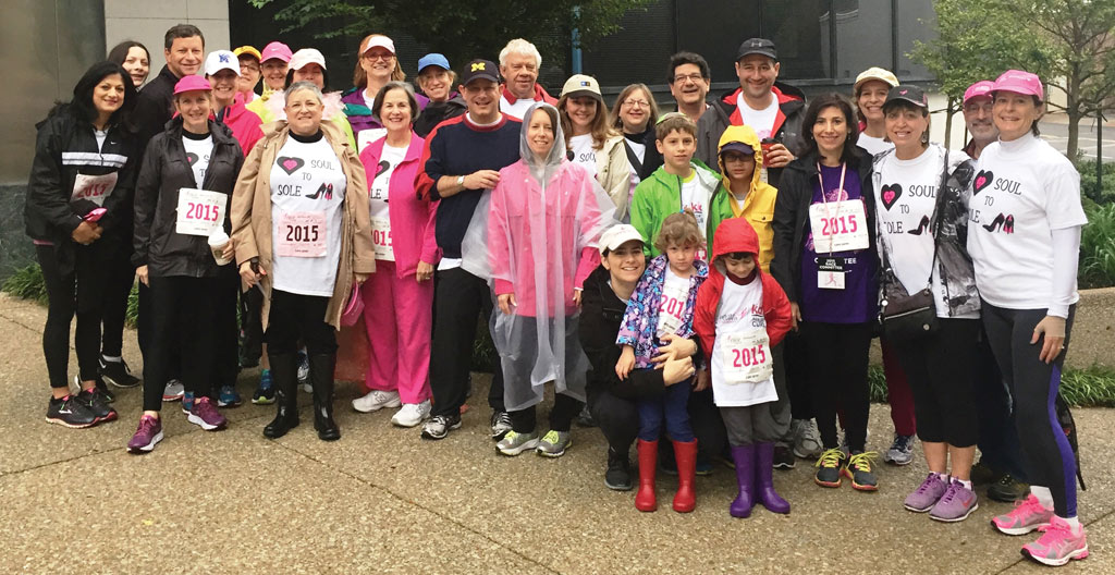 Soul To Sole: Race For The Cure