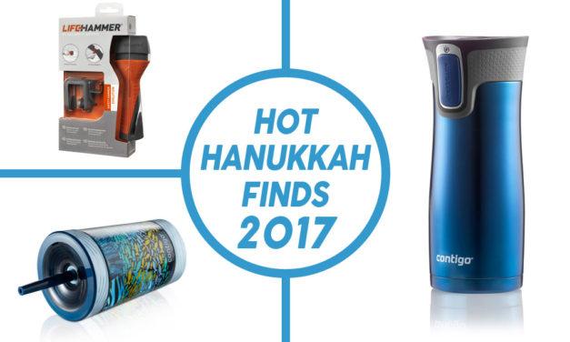 Day 2: Hot Hanukkah Finds 2017