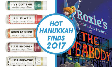 Day 4: Hot Hanukkah Finds 2017