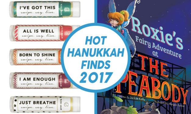 Day 4: Hot Hanukkah Finds 2017