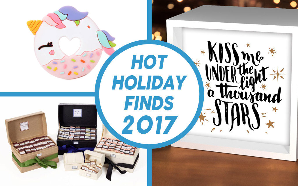 Last Minute Hot Holiday Finds 2017