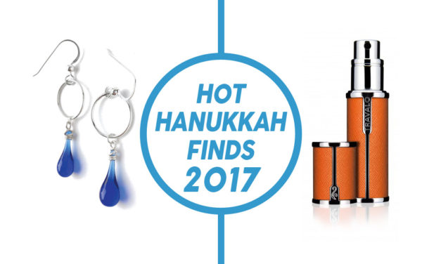 Day 6: Hot Hanukkah Finds 2017