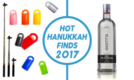 Day 8: Hot Hanukkah Finds 2017