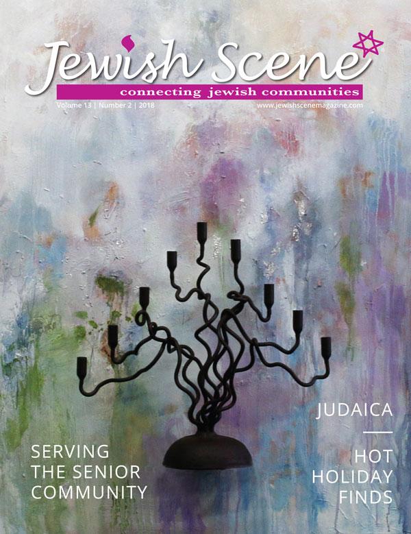 Jewish Scene November December 2018 Cover
