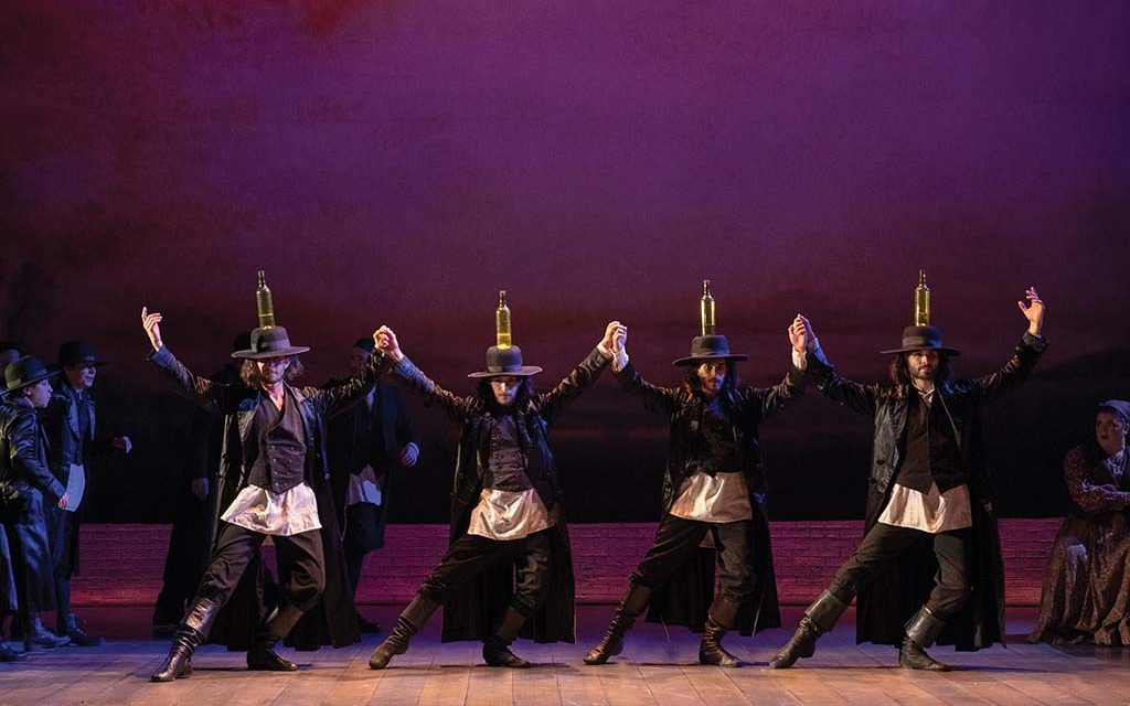 Fiddler on the Roof Is a Match at the Orpheum Memphis