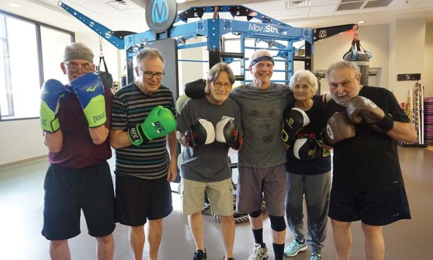 Rock Steady: Parkinson's Fitness Class Fosters Strength and Community