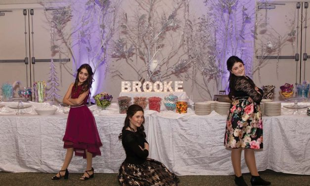 A Butterfly Takes Flight Brooke Sanderson Bat Mitzvah