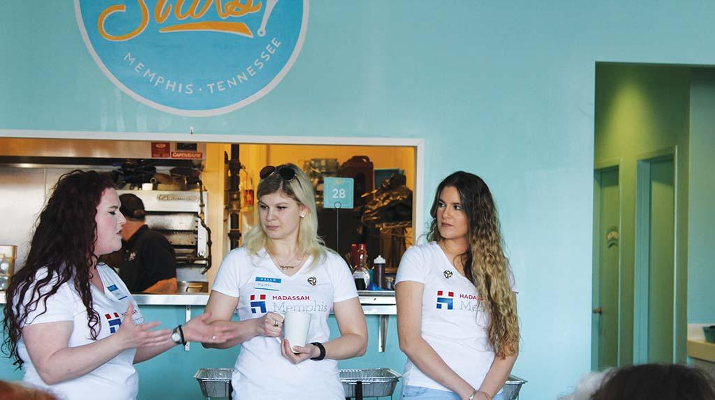 Hadassah's Platform Invigorates a Young, Diverse Generation