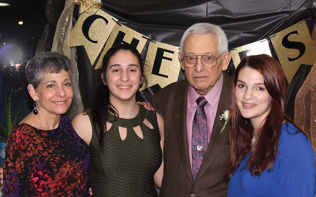"Senior to Senior: TI CHAI Hosts ""Senior Prom"" at Plough Tower"