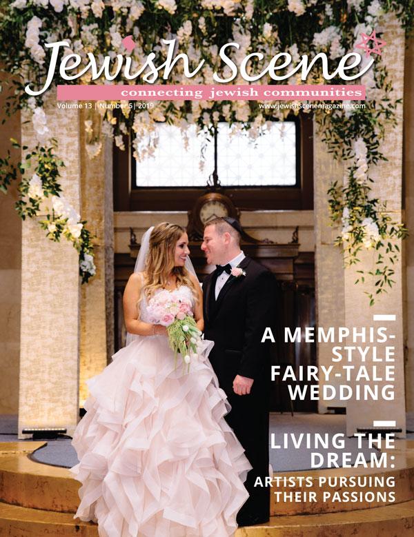 Jewish Scene June 2019 Cover