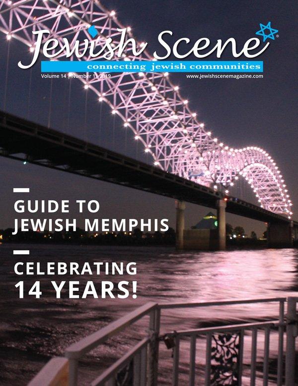 Jewish Scene October 2019 Cover
