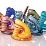 Michael Hudson is a Master of Glassmaking