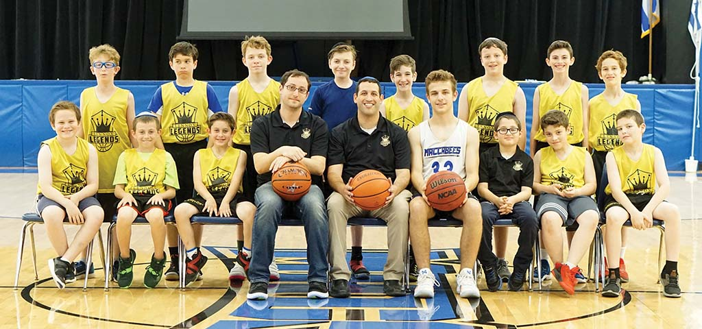 Jewish Team Joins the AAU Memphis Basketball League