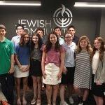 B'nai Tzedek Participants Focus on Philanthropy and Volunteering