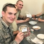 Young Israel of Memphis Shares Rosh Hashanah Care Packages with US Air Force Personnel