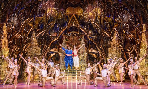Aladdin is coming to The Orpheum Theatre in Memphis