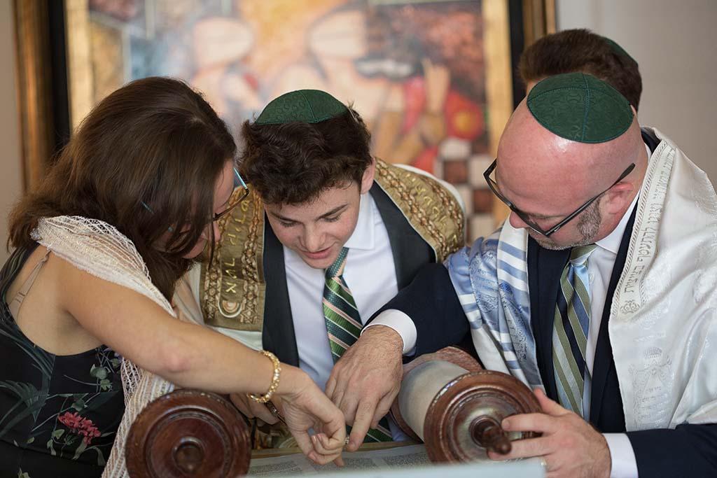 Ari Taub Bar Mitzvah