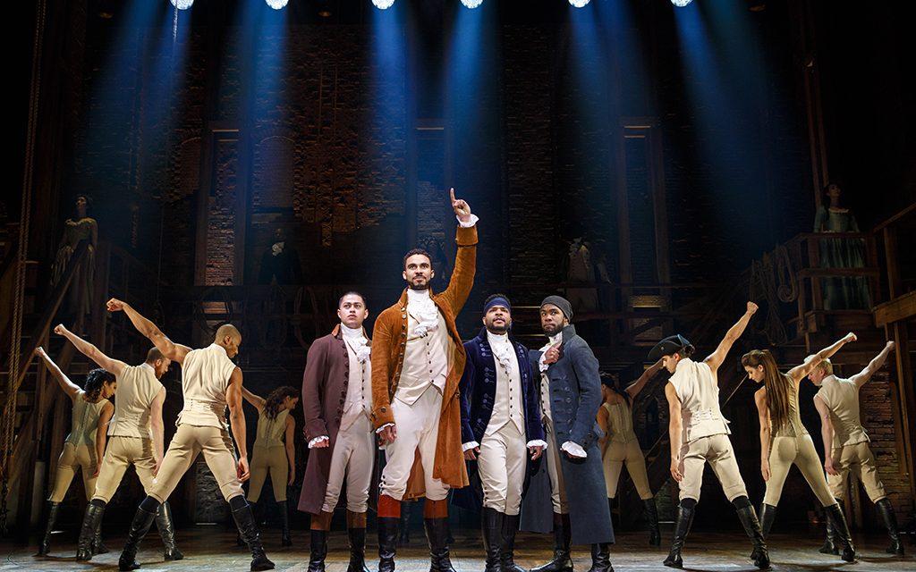 2020-2021 Orpheum Broadway Season
