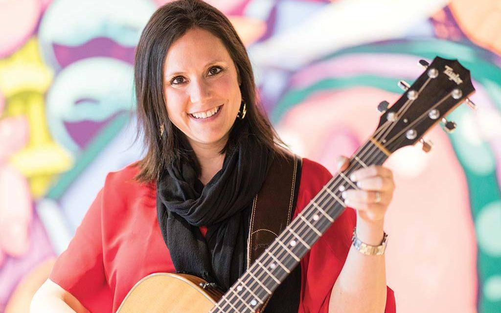 Abbie Strauss Rocks Life