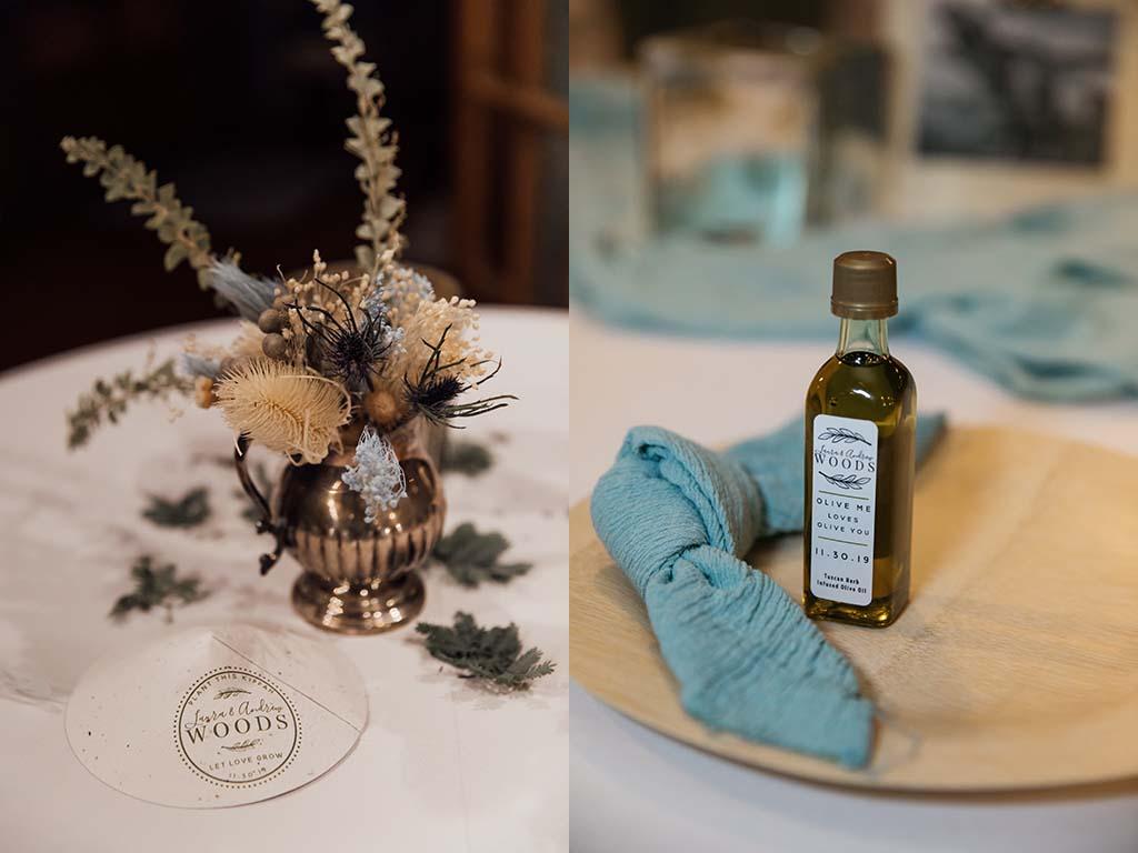 Kippuh and Olive Oil