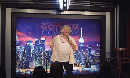 "Susan Sandler Presents ""Julia Scotti: Funny That Way"""